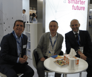 Fiorentini UK Ltd at Gas Asia Expo in Hong Kong